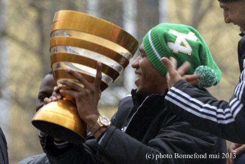 Coupe de la Ligue 2013 Brandao ASSE